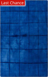 Rugstudio Sample Sale 111103R Cobalt Area Rug