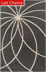 Rugstudio Sample Sale 73197R Iron Ore Area Rug