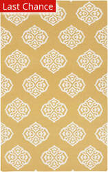 Rugstudio Sample Sale 88340R Old Gold Area Rug