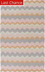Rugstudio Sample Sale 111196R Burnt Orange Area Rug