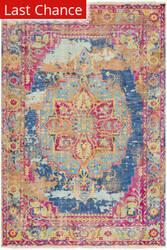 Rugstudio Sample Sale 159852R Pink Area Rug