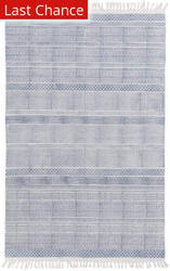 Rugstudio Sample Sale 132350R Cobalt Area Rug