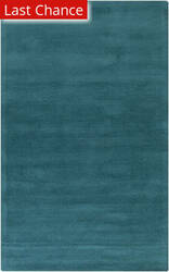 Rugstudio Sample Sale 106629R Teal Area Rug