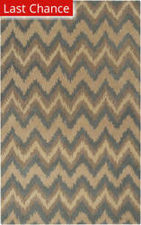 Rugstudio Sample Sale 73383R Parsnip Area Rug