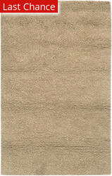 Rugstudio Sample Sale 22415R Tan Area Rug