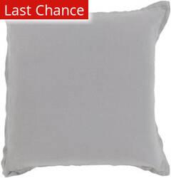 Surya Orianna Pillow Or-008 Gray