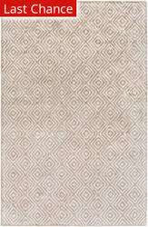 Rugstudio Sample Sale 132527R Mocha Area Rug