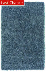 Rugstudio Sample Sale 34699R Teal Blue Area Rug