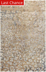 Rugstudio Sample Sale 111857R Beige Area Rug