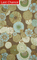 Rugstudio Sample Sale 190058R Driftwood Area Rug