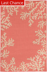 Rugstudio Sample Sale 190141R Coral Area Rug