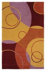 828 Mirage Collection 3-0503-61 Multi Area Rug