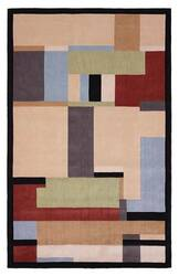 828 Mirage Collection 3-0518-90 Multi Area Rug