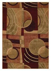 828 Laguna Collection LG05 Multi Area Rug