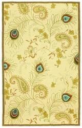 828 Siena Collection SI11 Cream/Multi Area Rug