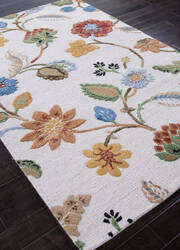 Addison And Banks Hand Tufted Abr0070 Antique White Area Rug