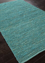 Addison And Banks Naturals Abr0875 Cool Aqua Area Rug