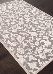 Addison And Banks Machine Made Abr0999 Gray Area Rug