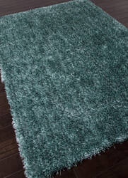 Addison And Banks Woven Shag Abr0348 Smoke Blue Area Rug
