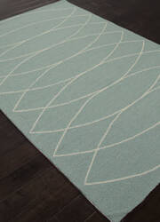 Addison And Banks Indoor-Outdoor Abr1027 Light Denim Area Rug