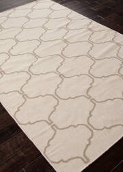 Addison And Banks Flat Weave Abr0706 Bone - Oak Area Rug