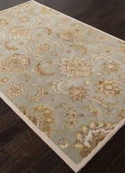 Addison And Banks Hand Tufted Abr1286 Ice Blue Area Rug
