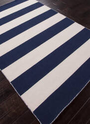 Rugstudio Sample Sale 81937R Medieval Blue / White Ice Area Rug