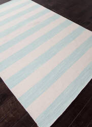 Addison And Banks Flat Weave Abr0637 Aqua Sky Outlet Area Rug