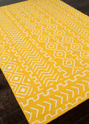 Addison And Banks Flat Weave Abr0454 Mango Area Rug
