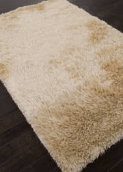 Addison And Banks Shag Abr1492 Dark Ivory Area Rug