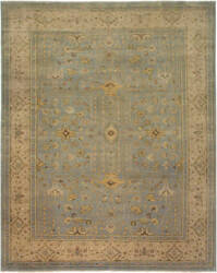 Amer Anatolia Sivas Light Blue Area Rug