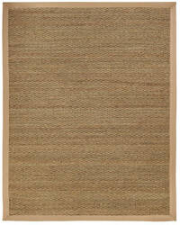 Anji Mountain Seagrass Sabertooth  Area Rug