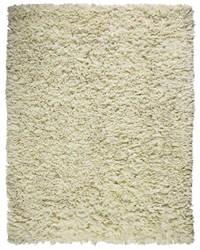 Anji Mountain Paper Shag Creme  Area Rug