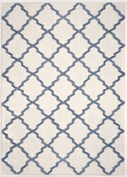 Anji Mountain Tiffany 142074 Ivory - Blue Area Rug