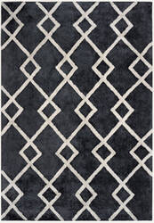 Anji Mountain Shine 142069 Gray - Ivory Area Rug