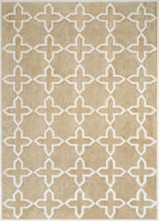 Anji Mountain Savannah 142068 Beige - Ivory Area Rug