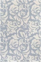 Surya Annette Adeline Light Blue - Ivory Area Rug