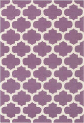 Surya Pollack Stella Purple/White Area Rug