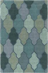 Surya Pollack Morgan Green Multi Area Rug