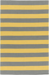Surya City Park Lauren Grey - Yellow Area Rug