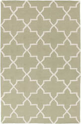 Surya Pollack Keely Sage/White Area Rug