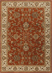 Surya Middleton Charlotte Red/Beige Area Rug