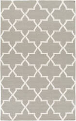 Surya York Reagan Grey/White Area Rug