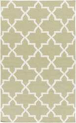 Surya York Reagan Sage/White Area Rug