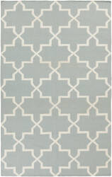 Surya York Reagan Light Blue/White Area Rug