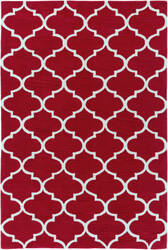 Surya Holden Finley Red - Ivory Area Rug