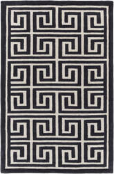 Surya Holden Kennedy Charcoal - Ivory Area Rug