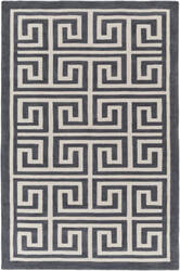 Surya Holden Kennedy Grey - Ivory Area Rug
