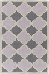 Surya Holden Maisie Charcoal - Light Gray Area Rug