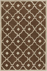 Surya Holden Hazel Brown - Ivory Area Rug